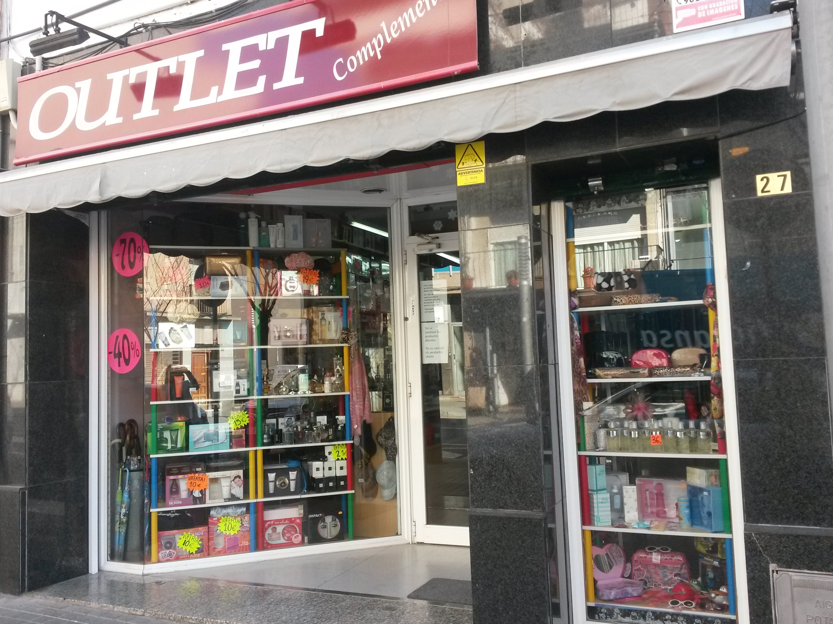 OUTLET COMPLEMENTS GRANOLLERS